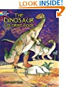The Dinosaur Coloring Book (Dover Nature Coloring Book)