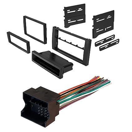61G9h4FiFBL._SX425_ amazon com car radio stereo radio kit dash installation mounting