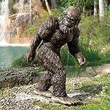 Medium Bigfoot The Garden Yeti Statue Design Big Foot Bigfoot Garden