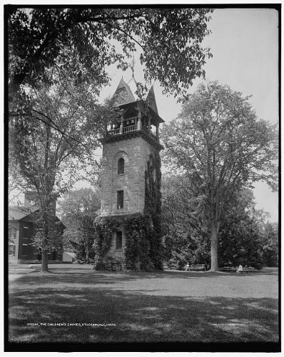 Photo: Children's chimes,David Dudley Field,bell - Bell Tower Shops Map