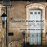 Lebanese Piano Music