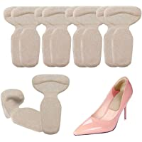 Heel Cushion Inserts - Heel Grips Shoe Pads for Women - Adhesive Gel Liners for Womens Loose Shoes High Heels Too Big…