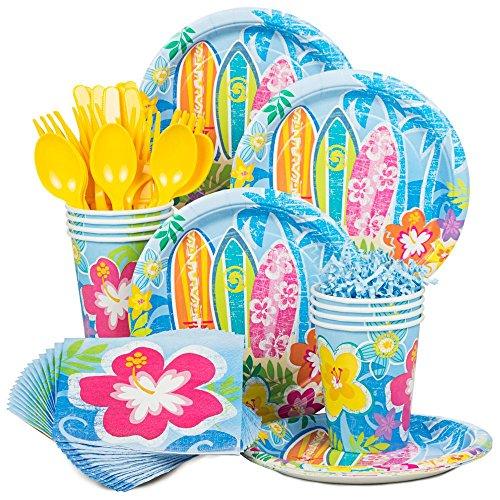 Hula Beach Party Standard Kit (Serves 8)