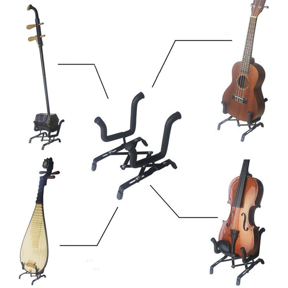 Steel Stand for Ukulele,Violin,Portable,Adjustable and Foldable