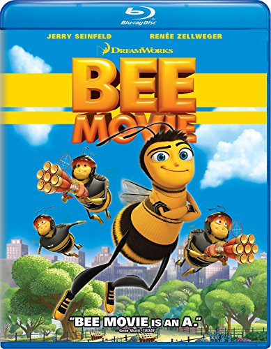 Blu-ray : Bee Movie (, Dubbed, Dolby, AC-3, Widescreen)