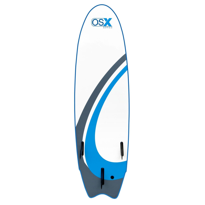Osprey - Tabla de surf para iniciación (espuma blanda, 1,82 m): Amazon.es: Deportes y aire libre