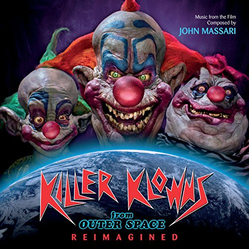 Theme From Killer Klowns From Outer Space (2018 Recording) (The Dickies Killer Klowns From Outer Space)