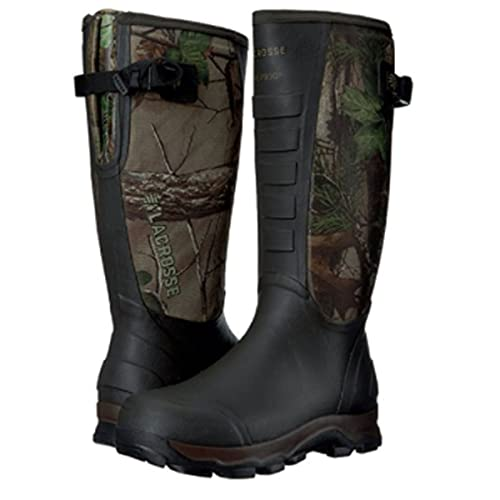 Lacrosse Men's 4X Alpha Snake Hunting Boot