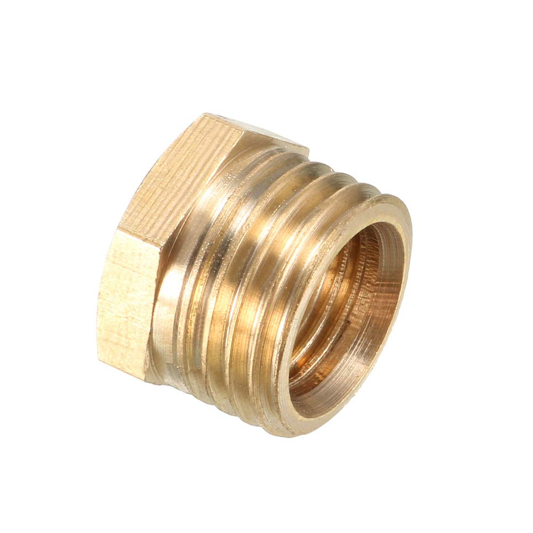 3//8 pulgadas extensi/ón de broca de v/ástago de aleaci/ón de acero de 1//4 pulgadas Sourcingmap Juego de adaptadores de vaso de impacto hexagonal 1//2 pulgadas
