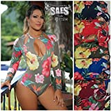Saes Moda Womens Body Shaper Blouse Blusa Fajas Colombianas Ab Control Ref 7256 ONE SIZE
