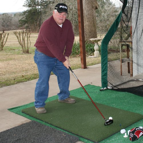 Country Club Elite Real Feel Golf Mats 3' X 5' (2) by Real Feel Golf Mats (Image #6)