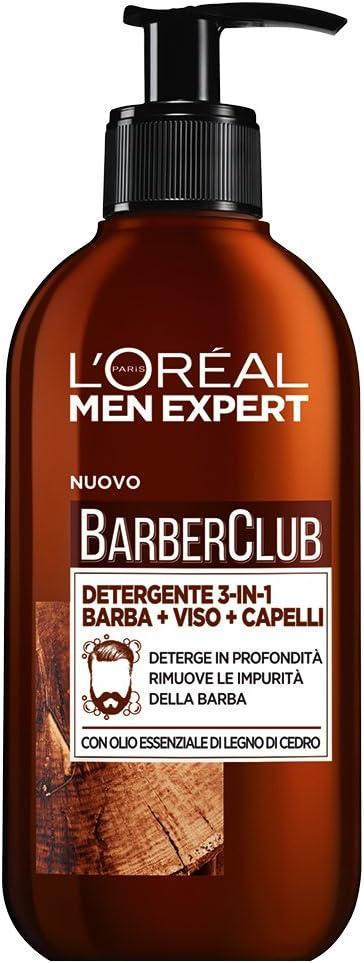 L'Oréal Paris Men Expert Barber Club