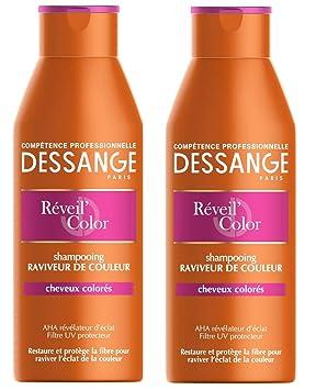 Dessange Reveil Color Shampoo Für Gefärbtes Haar 250 Ml 2