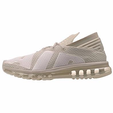 1134370e Amazon.com   Nike Air Max Flair Mens Running Trainers 942236 Sneakers Shoes  (UK 7.5 US 8.5 EU 42, Light Bone White Cool Grey 005)   Road Running