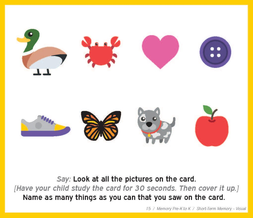 Woodcock-Johnson and more ERB Kindergarten Iowa Focus and Memory for Pre-K Gifted and Talented Educational Toy Practice for CogAT WPPSI WISC AABL OLSAT Gifted Learning Flash Cards SCAT
