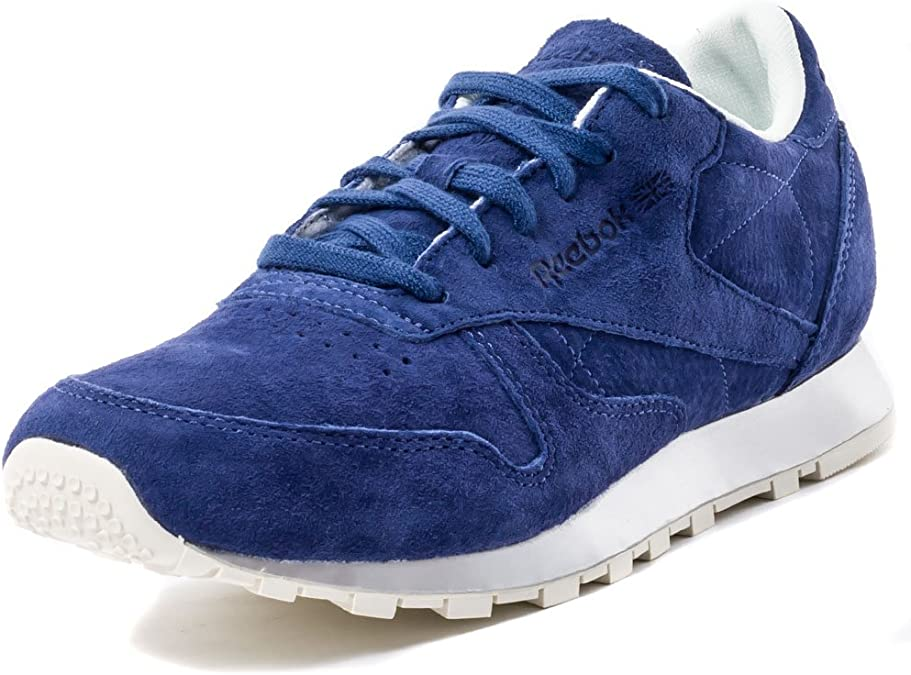 Reebok Classic Leather V68760, Sneakers Basses Femme: Amazon