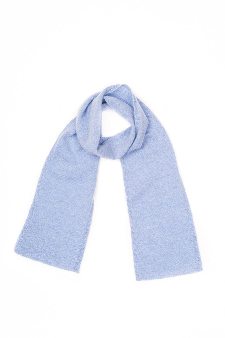 Dalle Piane Cashmere - Scarf 100% cashmere - Boy Color: Anthracite One size BAF26226BU_AN