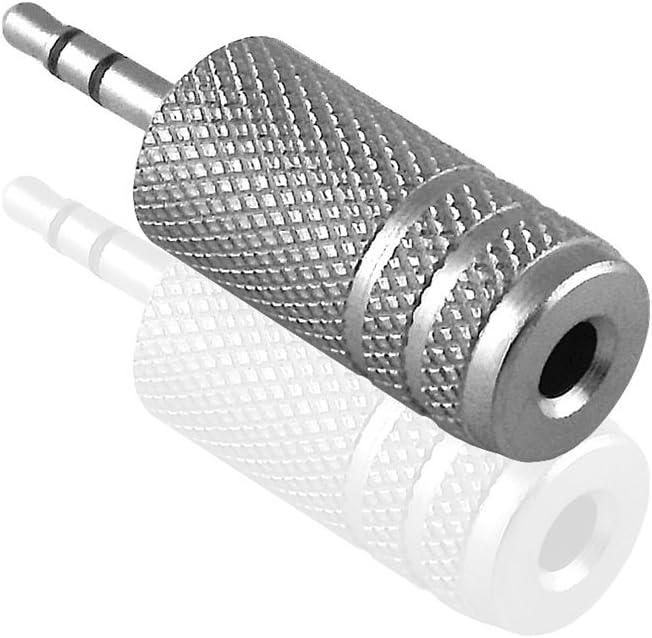 Bestplug Audio Stereo Adapter Aux In Out 3 5mm Klinke Elektronik