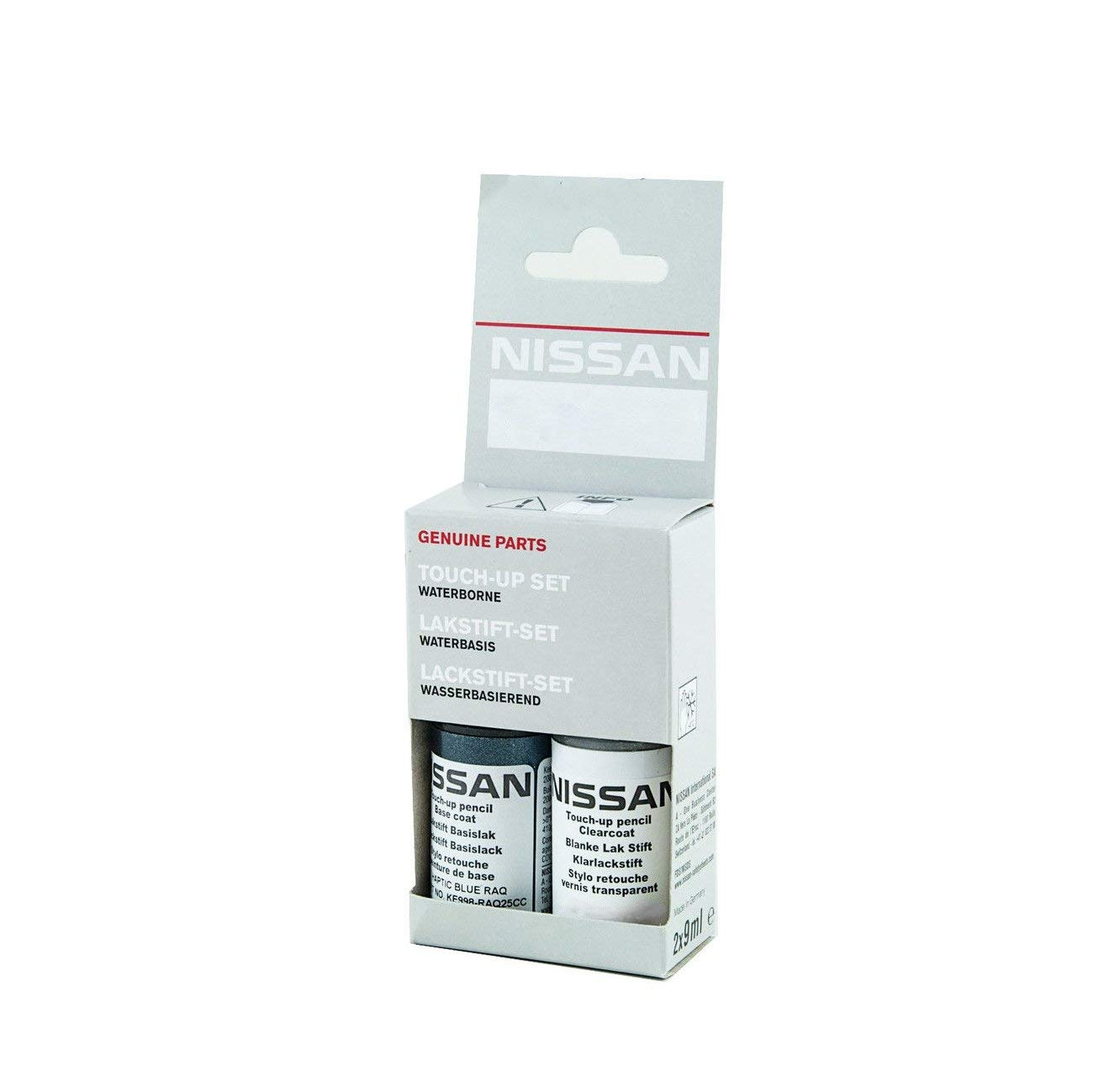 Nissan Genuine Touch-Up Paint Silver K23