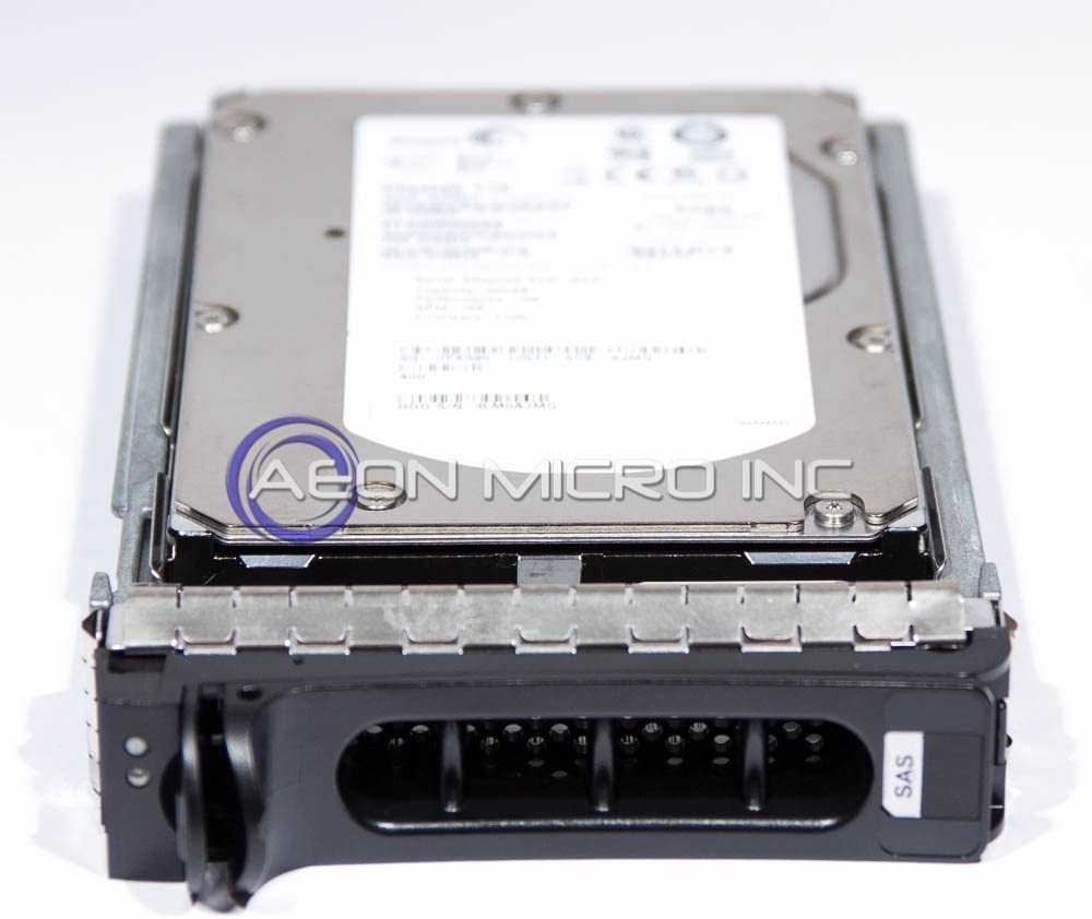 """Dell Compatible - 450GB 15K RPM SAS 3.5"""" HD - Mfg # FM501 (Comes with Drive and Tray)"""