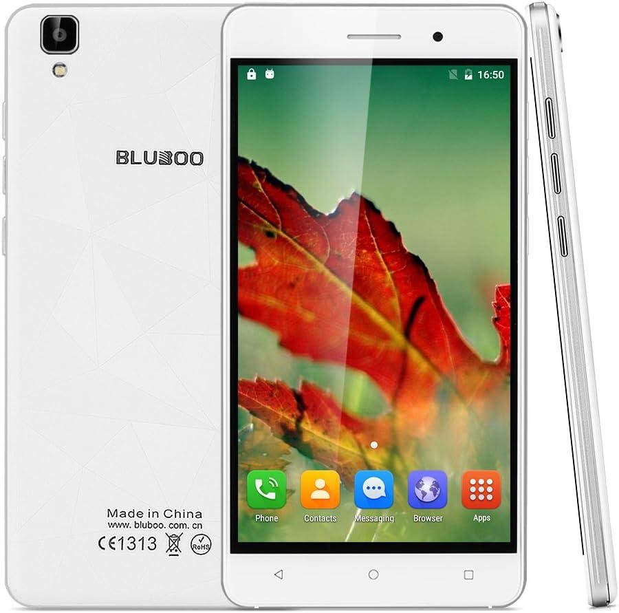 BLUBOO Maya - Smartphone Libre Android 6.0 (Pantalla 5.5