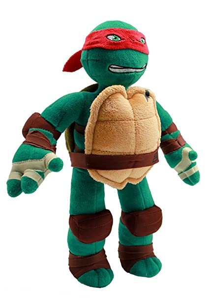 Teenage Mutant Ninja Turtle Raphael Plush