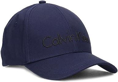 Gorra de béisbol Calvin Klein - Azul Marino - Ajustable: Amazon.es ...