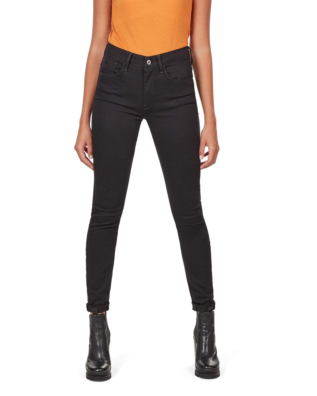 G-STAR RAW 3301 Deconstructed High Waist Skinny Vaqueros Mujer