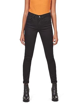 G STAR RAW Damen 3301 High Waist Skinny Jeans