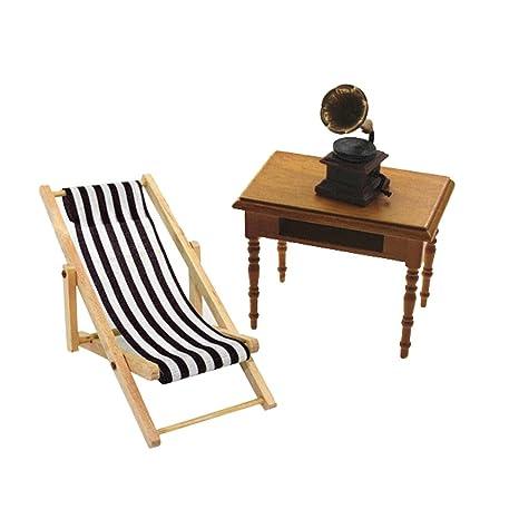 Surprising Amazon Com Binory Mini Sand Lounge Chair For 1 6 1 12 Creativecarmelina Interior Chair Design Creativecarmelinacom