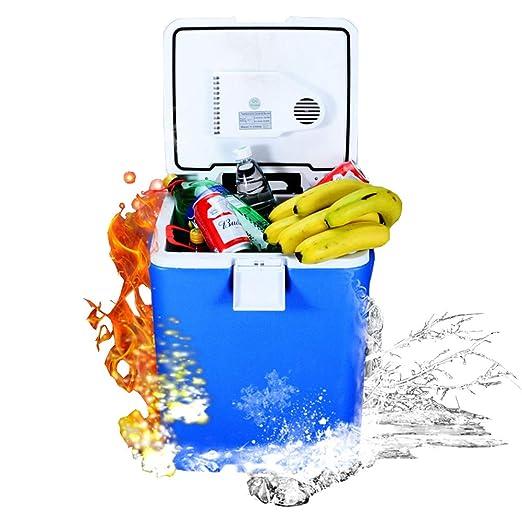 MCLJR Nevera eléctrica compacta/Mini refrigerador para Autos, 30 ...