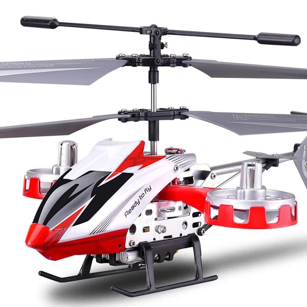 alta calidad general rojo IBalody Anti-otoño Side Side Side Flying Version Juguetes de Carga Aviones de Control Remoto Drone Giroscopio RC Helicóptero de Navegación Modelo Educativo Buenos Regalos para Niños 3+  n ° 1 en línea