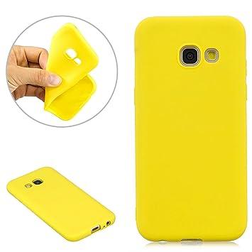 coque samsung galaxie a5 jaune