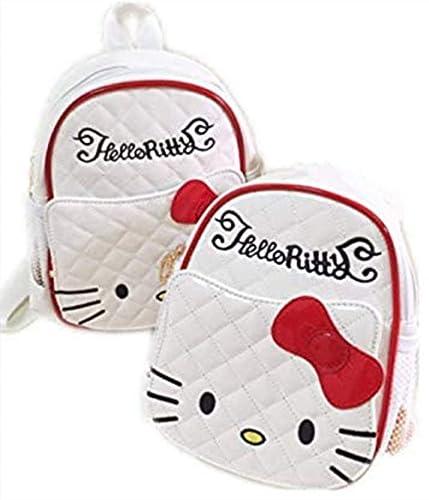 f6f45b885 Amazon.com: New Women Girl Hello kitty Bags Black Backpack bag Purse ...