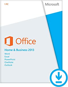 Microsoft Retail Office Home Business 2013 Product Key