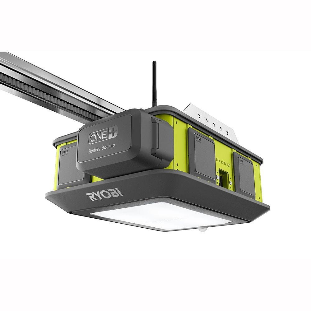 Ryobi Ultra Quiet Garage Door Opener Model Gd 200 Amazon