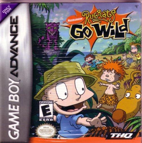 Rugrats Go Wild Games (Rugrats Go Wild)