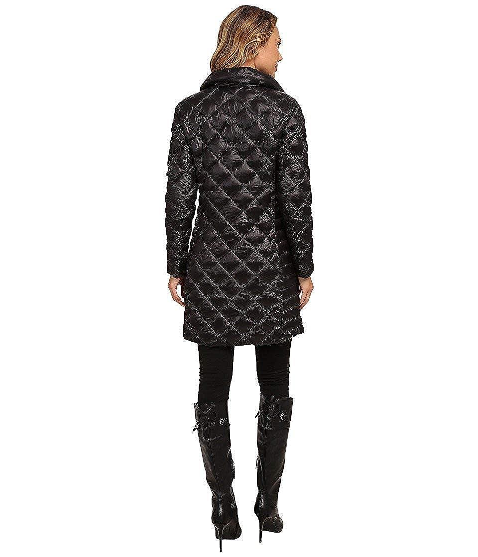 7ac416e09 Ralph Lauren Lauren Soft Down Packable Walker (Black) Women's Coat ...