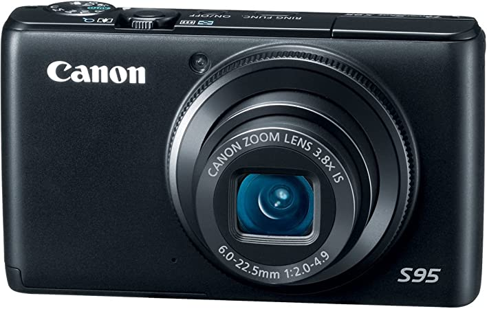 Canon S95 product image 4