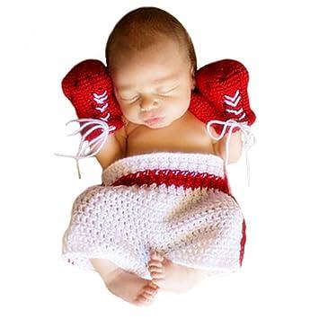 Ateid Disfraz Atrezzo de Fotografía Traje Para Bebé Recién, 0-12 ...