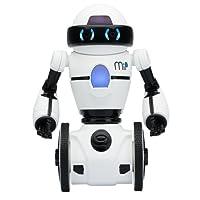 Wow Wee MIP Robot Bluetooth contrôlé par Smartphone/Tablette Blanc
