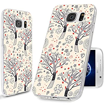 Amazon.com: S6 Carcasa, Samsung S6 funda, Galaxy S6 Case ...