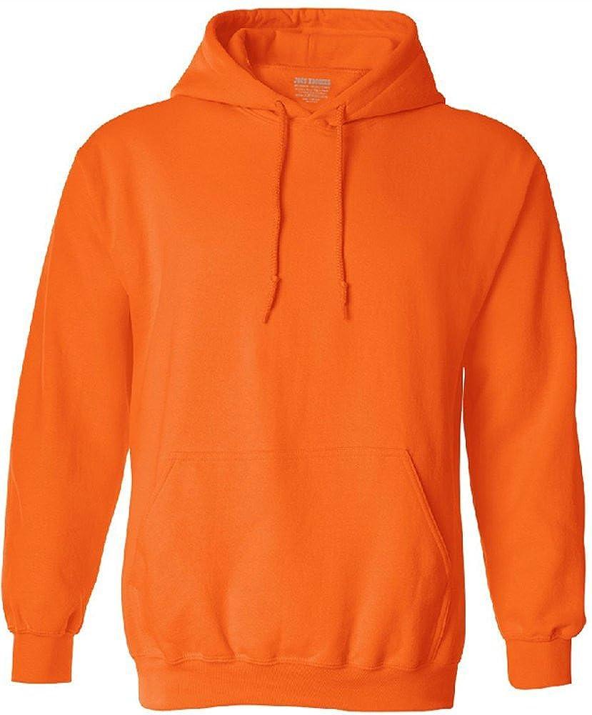 Joe's USA - Safety Green and Orange Hoodies - Hooded Sweatshirts ...