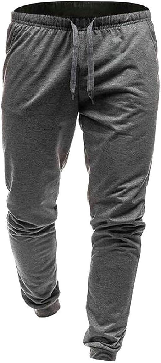 dahuo - Pantalones de chándal para Hombre (Talla Mediana), Color ...