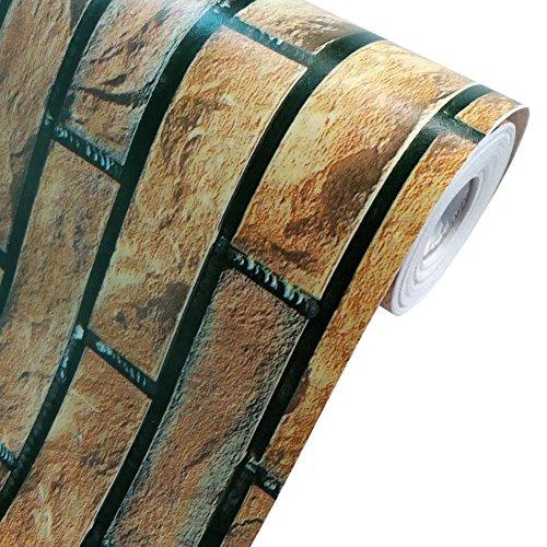 Fancy Idea - Self-Adhesive Wallpaper Home Decor (Roll)