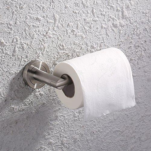 KES Toilet Paper Holder Bathroom Tissue Paper Roll Holder Wa