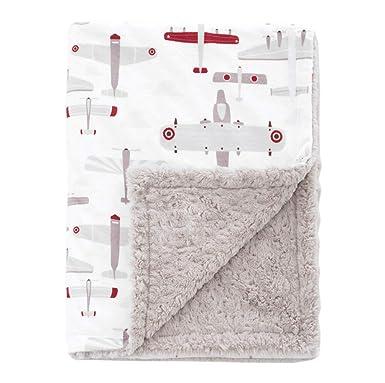 Amazon.com: Manta para bebé con patrón de lavandería para ...