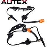 AUTEX ABS Wheel Speed Sensor Rear Right 57470S9A013 0844334 695886 57470-S9A-013 ALS1101