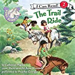 Pony Scouts: The Trail Ride | Catherine Hapka,Anne Kennedy