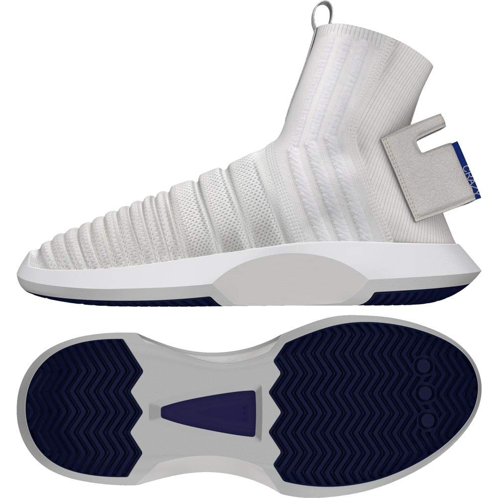 the best attitude 6e87f e1b4c adidas Crazy 1 Adv Sock Pk (ASW) - Sneakers, Man Amazon.co.uk Sports   Outdoors